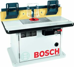 Bosch RA1171-RT 15 Amp Cabinet Style Corded Router Table