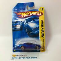 Buick Grand National #10 * Kmart Only Blue * 2007 Hot Wheels * HD13