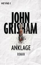 Deutschsprachige Krimis & Thriller als Erstausgabe John Grisham
