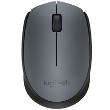 Logitech M170 Wireless Computer Mouse 2.4Ghz USB 10m Wifi Range-Ready to Ship