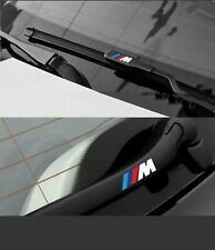 BMW M SPORT STICKER WINDOW WIPER EMBLEM M2 M3 M5 E46 E90 E60 F30 F31 F10 F20 NEW