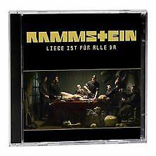 Liebe Ist für Alle Da (Zensierte Version) von Rammstein | CD | Zustand gut