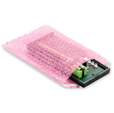 25 8x115 Anti Static Bubble Out Pouches Bags Wrap Cushioning Self Seal