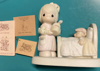 "RARE/VINTAGE Precious Moments ""Make Me A Blessing"" 1986 w/ Box  #100102"