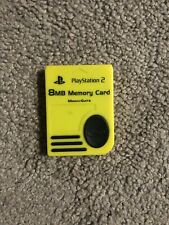 PlayStation 2 Memory Card 8 MB
