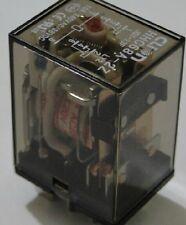 100pcs Coil Power Relay HHC68A-2Z DPDT 220VAC HH62P LY2 JQX-13F 10A 240VAC/28VDC