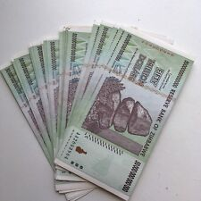 50 trillion Zimbabwe Dollar (6) 2008AA UNC