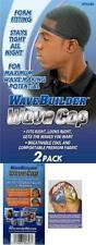 Wavebuilder Wave Cap | Promotes Healthy And Uniform Hair Waves, 2 Count