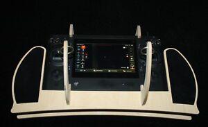 Senderpult für Yuneec ST16 sowie ST24  als Bausatz 5-lag. Birke