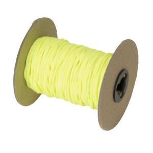 OMP Release Loop Rope, 100' Spool Flo Yellow
