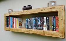 Shelf Floating Shelf Rustic Shelf Wall Cube Book DVD Shelf Tv dvd storage