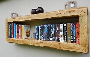 Shelf Floating Shelf Rustic Shelf Wall Cube Book DVD Shelf Tv dvd storage