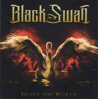 BLACK SWAN - SHAKE THE WORLD (2020) Heavy Metal CD Jewel Case by Irond+GIFT