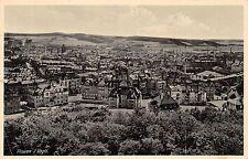 AK Plauen i. Vogtland Ortsansicht Postkarte vor 1945