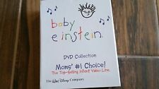 BABY EINSTEIN DVD COLLECTION 26-disc set NEW Free Shipping
