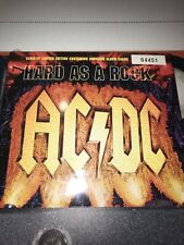 AC/DC HARD AS A ROCK CD SINGLE LTD EDT 04451 USA Import