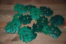 Playmobil arboles trees hojas vintage parque country bosque granja selva desiert