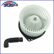 Heater A/C Blower Motor w/ Fan Cage For Sentra Forester Frontier Pickup Truck
