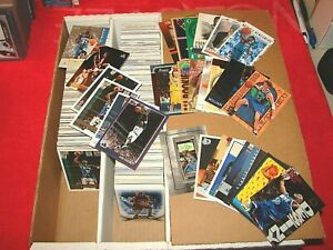 MINNESOTA TIMBERWOLVES COLLECTION OF 1120 CARDS WITH ROOKIES (KBK-6)