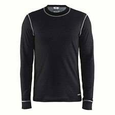 Craft Sportswear Men's Mix & Match Base Layer Long Sleeve Shirt  * XS * ^