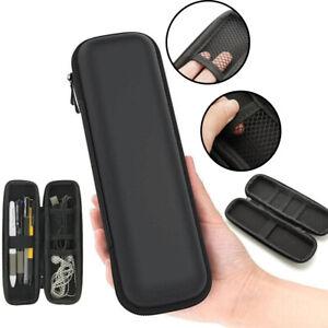 Pencil Case Pen Holder EVA Hard Shell Stylus Earphone Storage Box Bag Protective