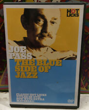 Joe Pass Blue Side Of Jazz DVD