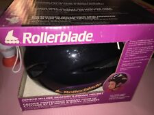 Rollerblade Junior Inline Skating Helmet Black