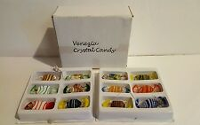 Venezia Crystal Candy, Set of 12, Sold by LTD Commodities in 90's