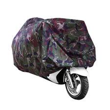 Outdoor Motorcycle Motorbike Waterproof Rain Snow Cover XL Large Camouflage