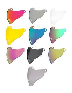 Ships Same Day ICON Flite Shields,Visors and Rear Spoilers for AIRFLITE Helmets