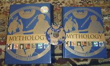 Mythology - Myths, Legends, & Fantasies,Parker,Vg/Vg,Hb ,wCdrom,2003 wr