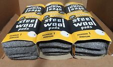 Three NOS Vintage Elephant brand stainless steel wool pads/16 box