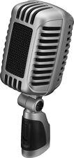 IMG Stage Line  DM-101 Dynamisches Mikrofon im Nostalgie-Design.