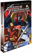 TRANSFORMERS : THE JAPANESE COLLECTION: VICTORY - DVD - Region 1 Sealed