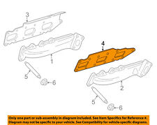 FORD OEM Exhaust Manifold-Manifold Gasket DK4Z9448A
