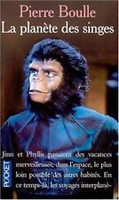 La Planete DES Singes (French Edition) by BOULLE