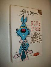 SILVER(GUIDO SILVESTRI)NOME D'ARTE LUPO ALBERTO.SUPERPOCKET 1999 BUONISSIMO!!