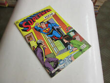 SUPERMAN  POCHE 45 ..SAGE EDITION  1981