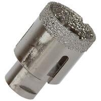 Ø 40 mm Diamanthohlbohrer Bohrkrone Bohrer für Fliesen Feinsteinzeug Granit