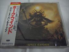 HAWKWIND-Space Bandits JAPAN 1st.Press w/OBI Motorhead Pink Floyd Pink Fairies
