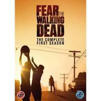 Fear The Walking Dead Stagione 1 DVD Nuovo DVD (EO51947D)