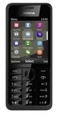 Nokia 301 - Schwarz (Ohne Simlock) Handy
