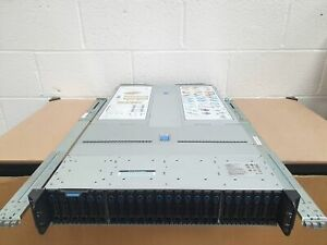 Quanta T41S-2U 2U Cloud Server 8x Xeon E5-2630 v3 8 Core 512GB DDR4 RAM C6320