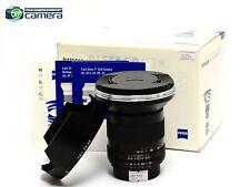 Carl Zeiss Distagon 21mm F/2.8 ZF.2 T* Lens Nikon Mount *EX+ in Box*