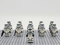 Star Wars Wolfpack Commander Wolffe Set 11pcs Lot