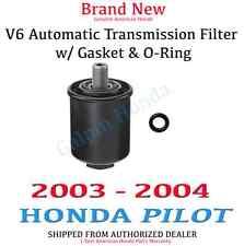 Genuine Oem Honda Pilot Automatic Transmission Filter Atf 03-04 Trans