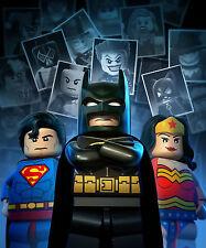 LEGO Batman 2 DC Super Heroes PC [Steam Key] No Disc, Region Free
