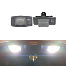 CANbus Auto Led License Plate Lights For Ford Escape Mercury Mariner Mazda MX-5