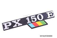 PANNELLO LATERALE CAPPUCCIO Simbolo badge per Vespa PX150E