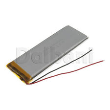 New 3.7V 2400mAh Internal Li-ion Polymer Built-in Battery 101x37x7mm 29-16-0986